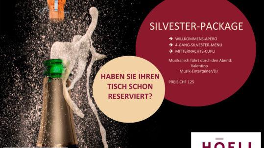 Silvester-Package 2019