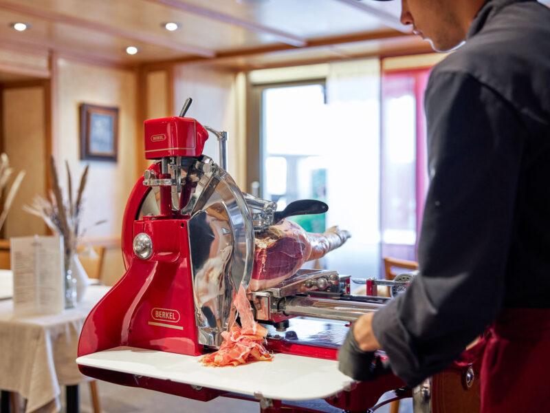 Hotel Höfli Altdorf: Geniessen Sie bei uns den Schinken San Daniele